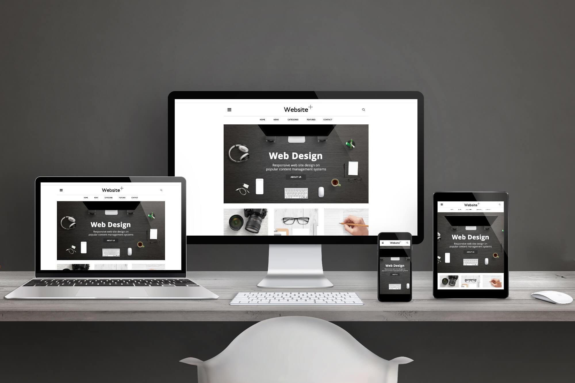 ETAGE 4 - Die Digital Manufaktur hilft Dir gut auszusehen und erstellt Dir Deine Website.